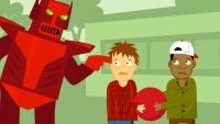 Angrybot: Recess