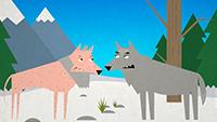 Scene Wolf